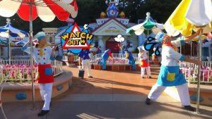 パレードが中止でも時間を有効活用!雨の日ディズニーは何をする?