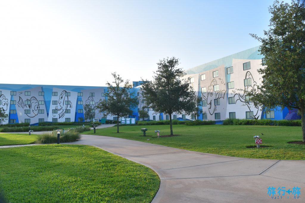 2017年WDW&DLR旅行記!ディズニーワールドの人気ホテルに潜入